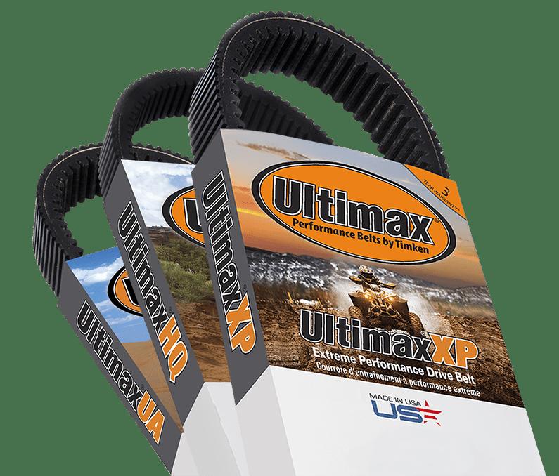 UXP406 Arctic Cat 0823-013 Ultimax XP ATV//UTV//SxS Extreme Drive Belts